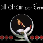 La Ball Chair d'Eero Aarnio