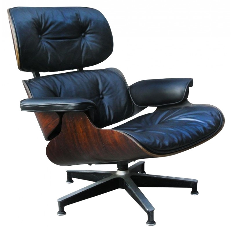 lounge-chair-charles-ray-eames-années-60
