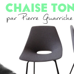 La chaise Tonneau de Pierre Guariche