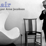 Le Egg chair d'Arne Jacobsen