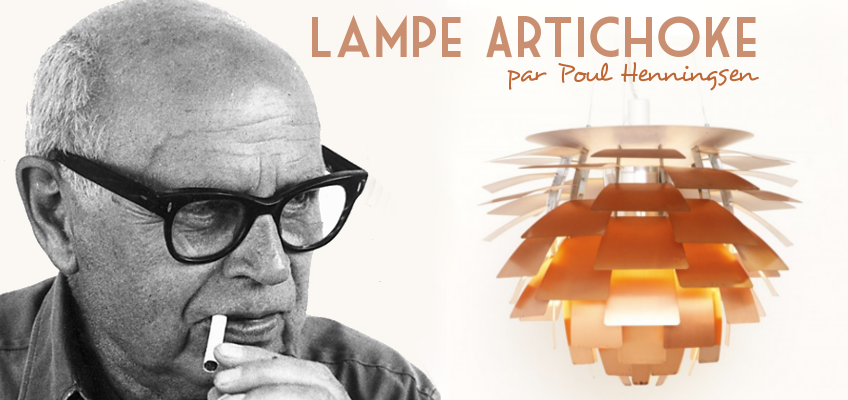 la lampe artichoke de poul henningsen. Black Bedroom Furniture Sets. Home Design Ideas