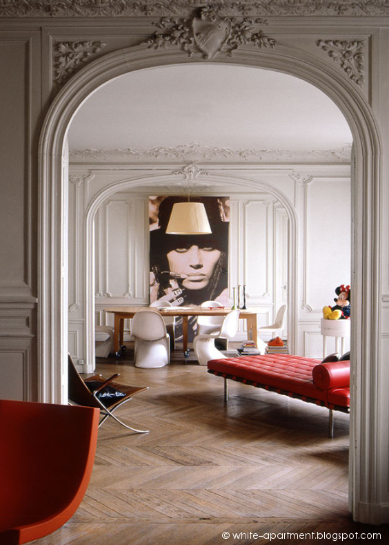 Appartement-rouge