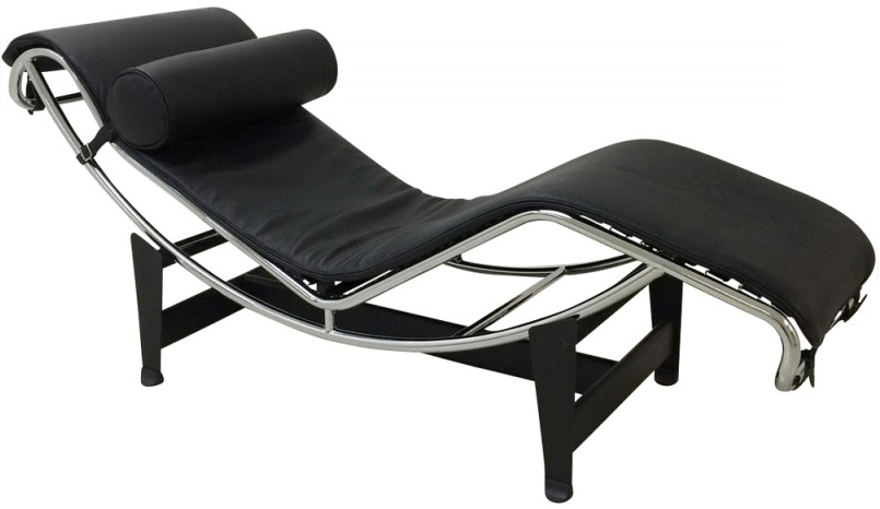 Chaise longue le corbusier prix excellent chaise lounge - Chaise le corbusier prix ...