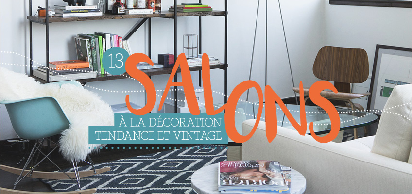 Salon-decoration-vintage