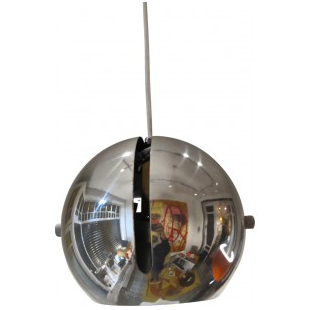 Suspension-vintage-en-metal-et-inox