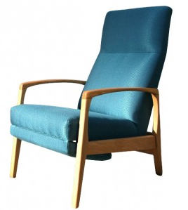 Fauteuil-lounge-turquoise