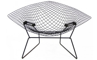 fauteuils-vintage-Grand-Diamant-Harry-BERTOIA