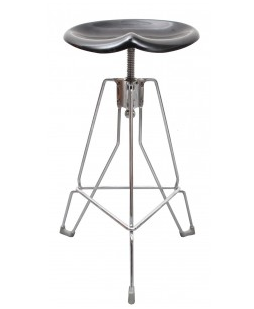 tabouret-metallique