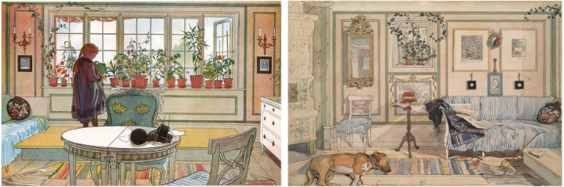 design-scandinave-Carl-larsson