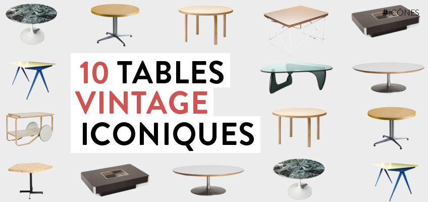 table-vintage-icone