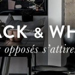 Black & White : les opposés s'attirent !