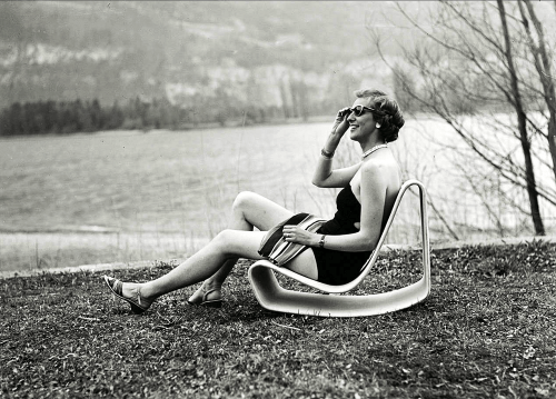Loop Chair, Willy Guhl
