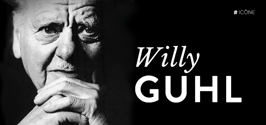 Willy Guhl Cover