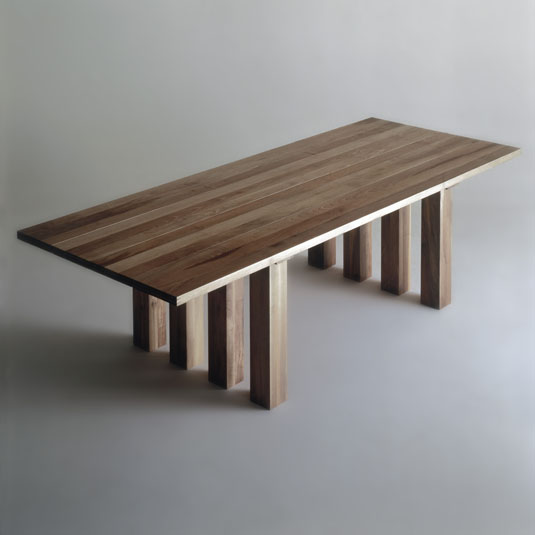 Mario Bellini, Table La Basilica, 1977, Cassina