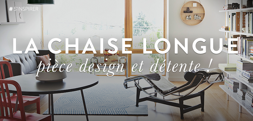 Chaise longue cover