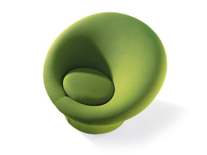 fauteuil-design-Mushroom-designer-Pierre-Paulin-blog-espritdesign-2