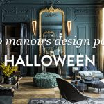 10 manoirs design pour Halloween